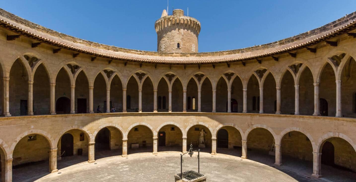 Mallorca Castillo de Bellver