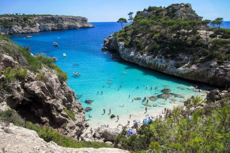 Mallorca playa