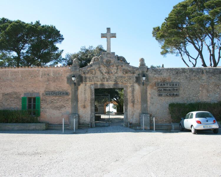 Mallorca Santuario de Cura