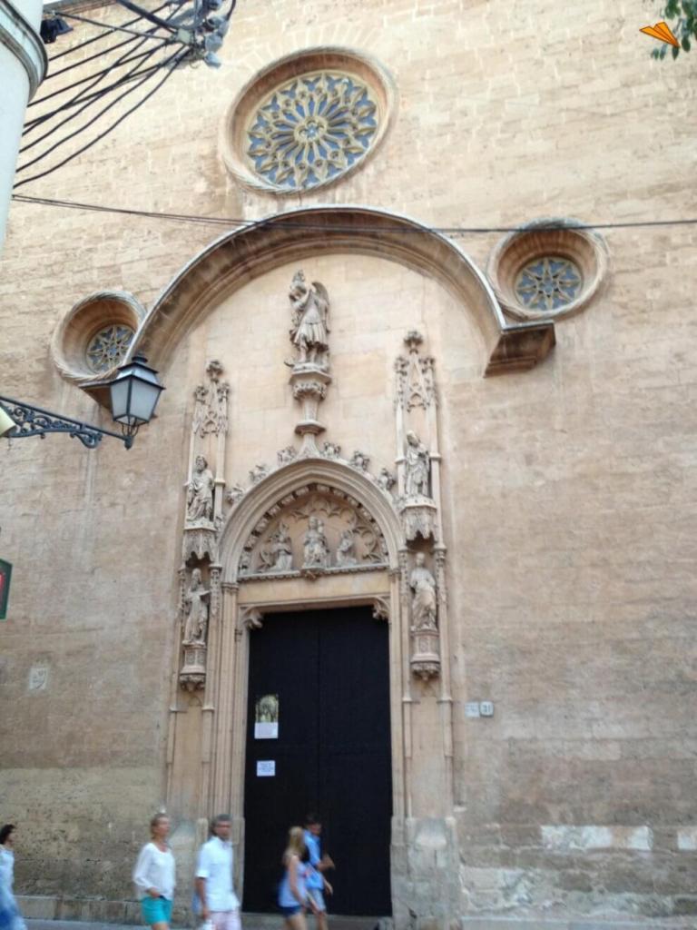 Parroquia de Sant Miquel Palma Mallorca