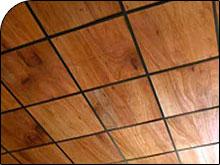 Wood Veneer Drop Ceiling Tiles DIY Woodworking Projects