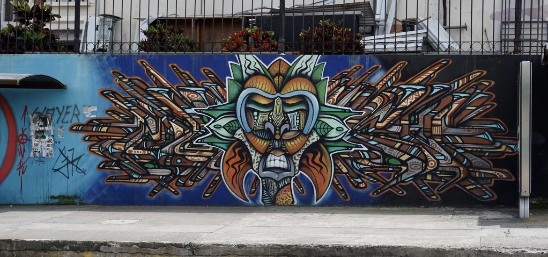 Graffiti San José