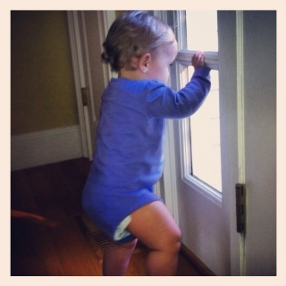 Three Important Life Lessons from a One Year Old