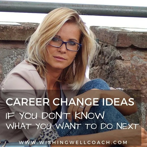 career change ideas