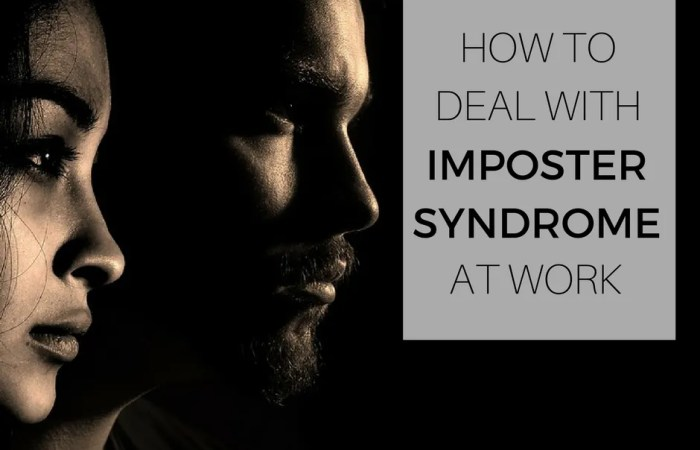 How To Deal With Imposter Syndrome At Work