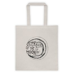 Sister of the Moon | Tote bag