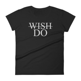 Wish Do Women's short sleeve t-shirt