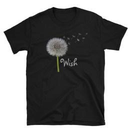 Wish Short-Sleeve Unisex T-Shirt