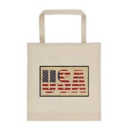 USA Vintage   Tote bag
