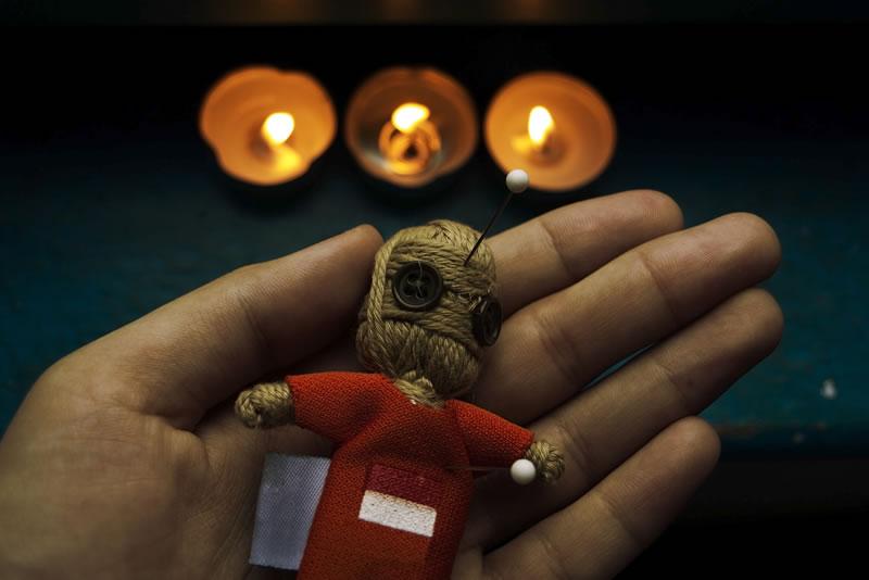 Voodoo Powers To Bring Lost Love