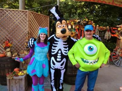 Goofy - Mickey's Halloween Party