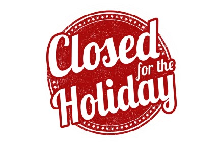 WIP OFFICE CLOSED FOR THANKSGIVING HOLIDAY
