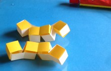 Bb kubus stap 1