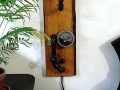 Steam Punk Wall Sconce