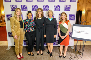 Women in Sports Law at Southwestern Law School October 17, 2019
