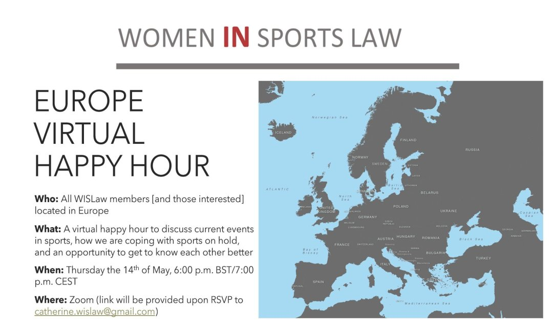 Europe Virtual Happy Hour - 14 May 2020