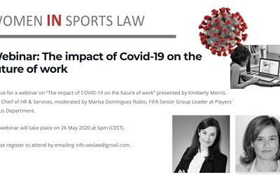 Webinar: Impact of Covid-19 on the Future of Work, 26 May 2020