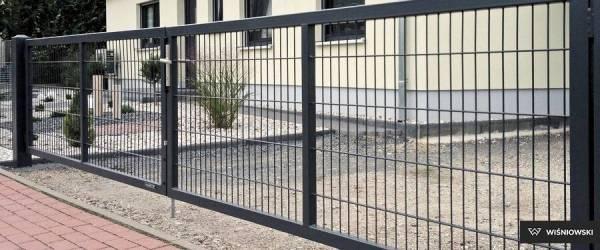 Розпашн ворота та хвртки GARDIA вд Wisniowski для