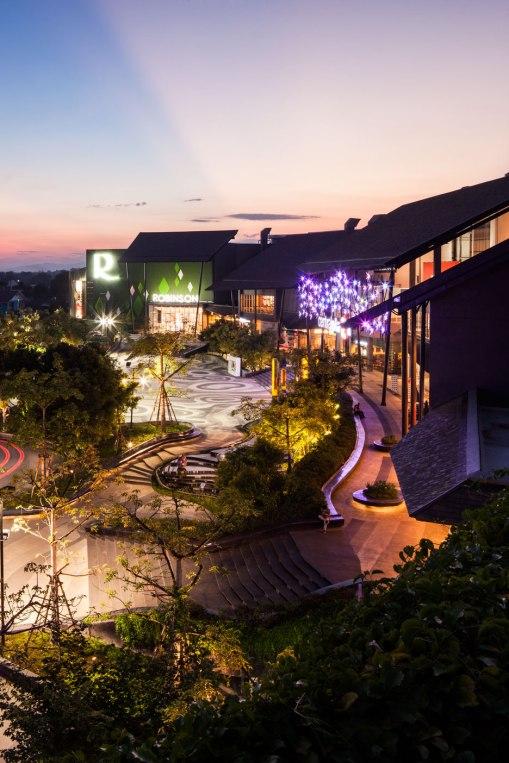 Central Chiangrai Landscape Design by Shma