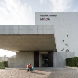 MOCA landscape design by P Landscape