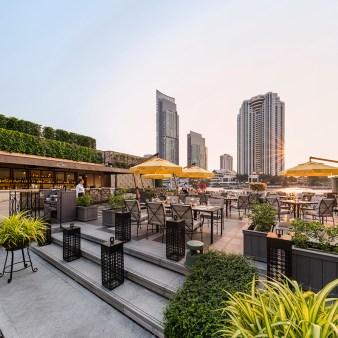 Ciao @Mandarin Oriental Hotel by Chapman Taylor
