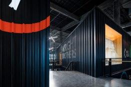 KBTG Building : Innovation Floor Interior Design by PBM