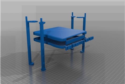 add air survey to your DJI Phantom with this 3D printable kit