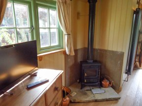 Stove and Central Heating
