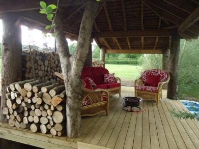 Red Snapper Log Stack