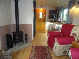 Red Snapper Log Stove