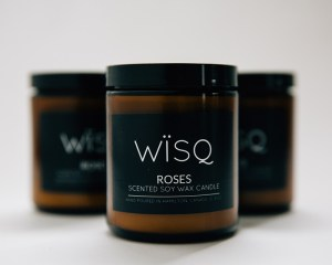 Roses Wisq Candle