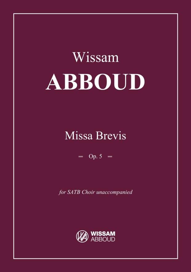 Missa Brevis - Wissam Abboud