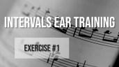 Intervals Ear Training Exercises