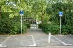 Ausgewiesene Parkplätze für Menschen mit Behinderung