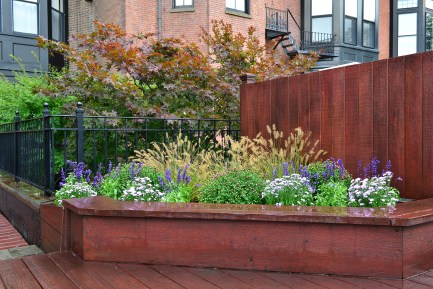 Fall Raised Bed