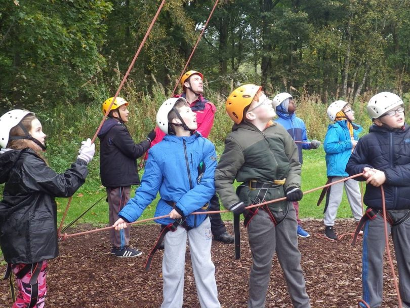 Ropes Belaying