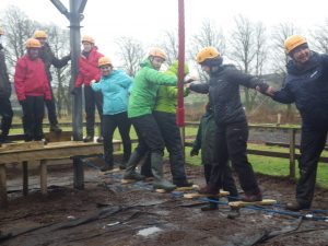 Low ropes picture