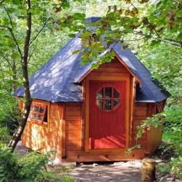 Earthkeepers Hut