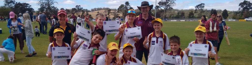 Hills Junior Cricket