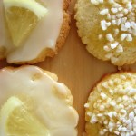 Lemon czad, czyli ciasteczka mocno cytrynowe