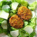 BoBurgery, czyli burgery wegetariańskie z bobu i młodych ziemniaków