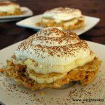 Mini banoffee pie z budyniem, czyli deser do wykonania przez dzieci