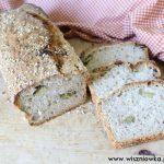 Chleb z bobem i ryżem pełnoziarnistym