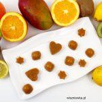 Żelki owocowe – wersja z mango