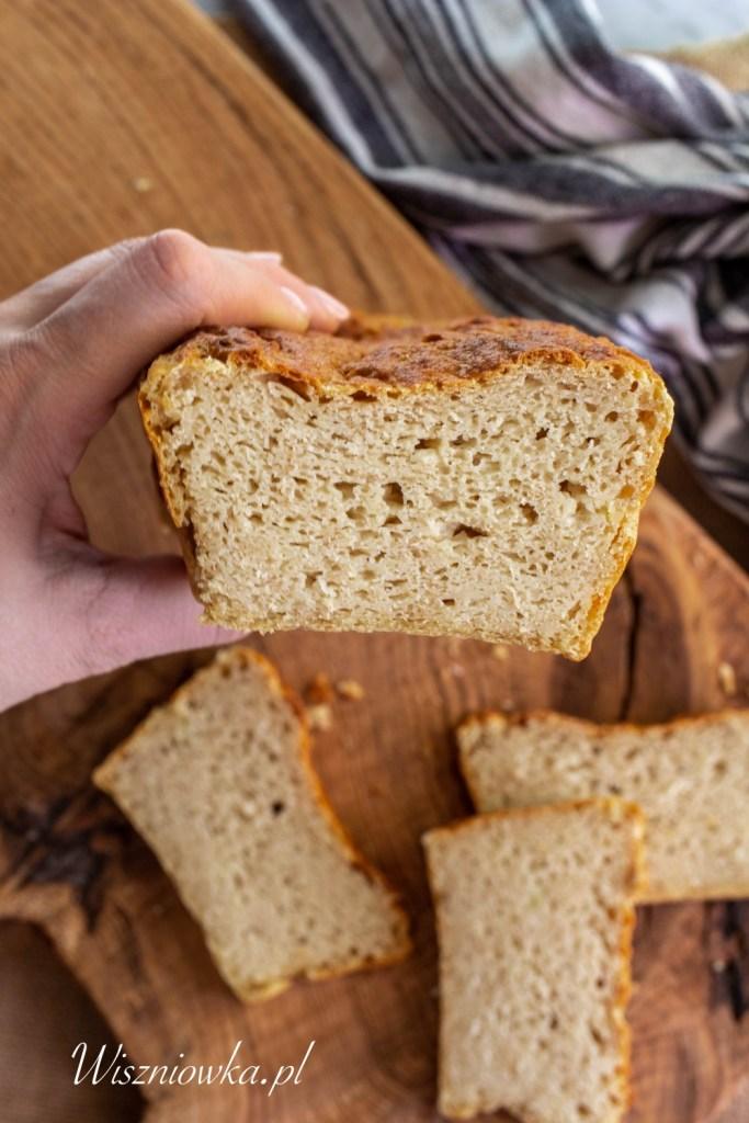 Chleb bezglutenowy po upieczeniu