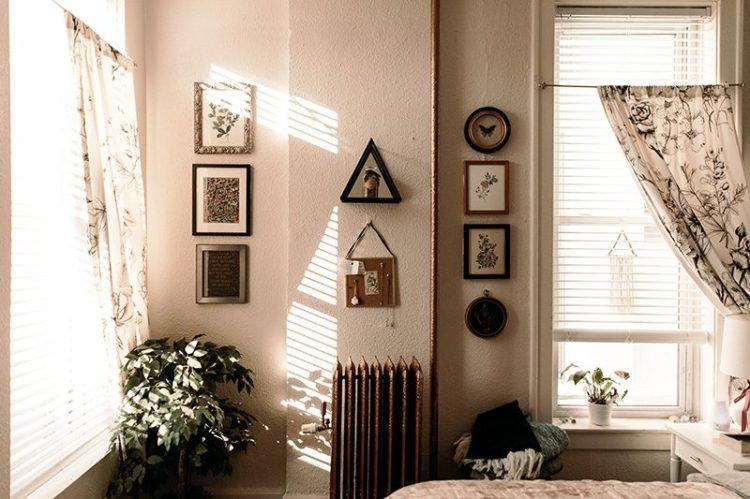 studio apartment decor wit & delight