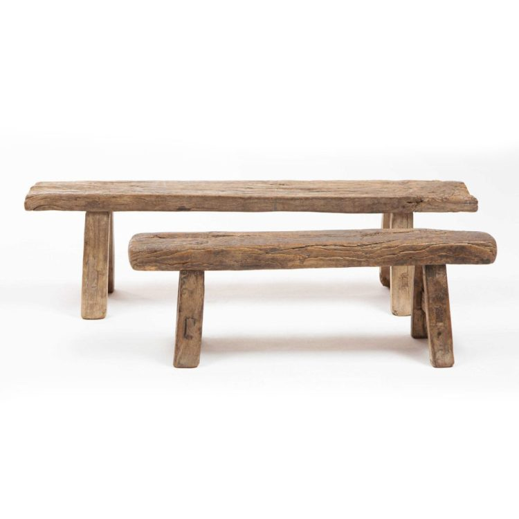 Vintage Benches Wit & Delight