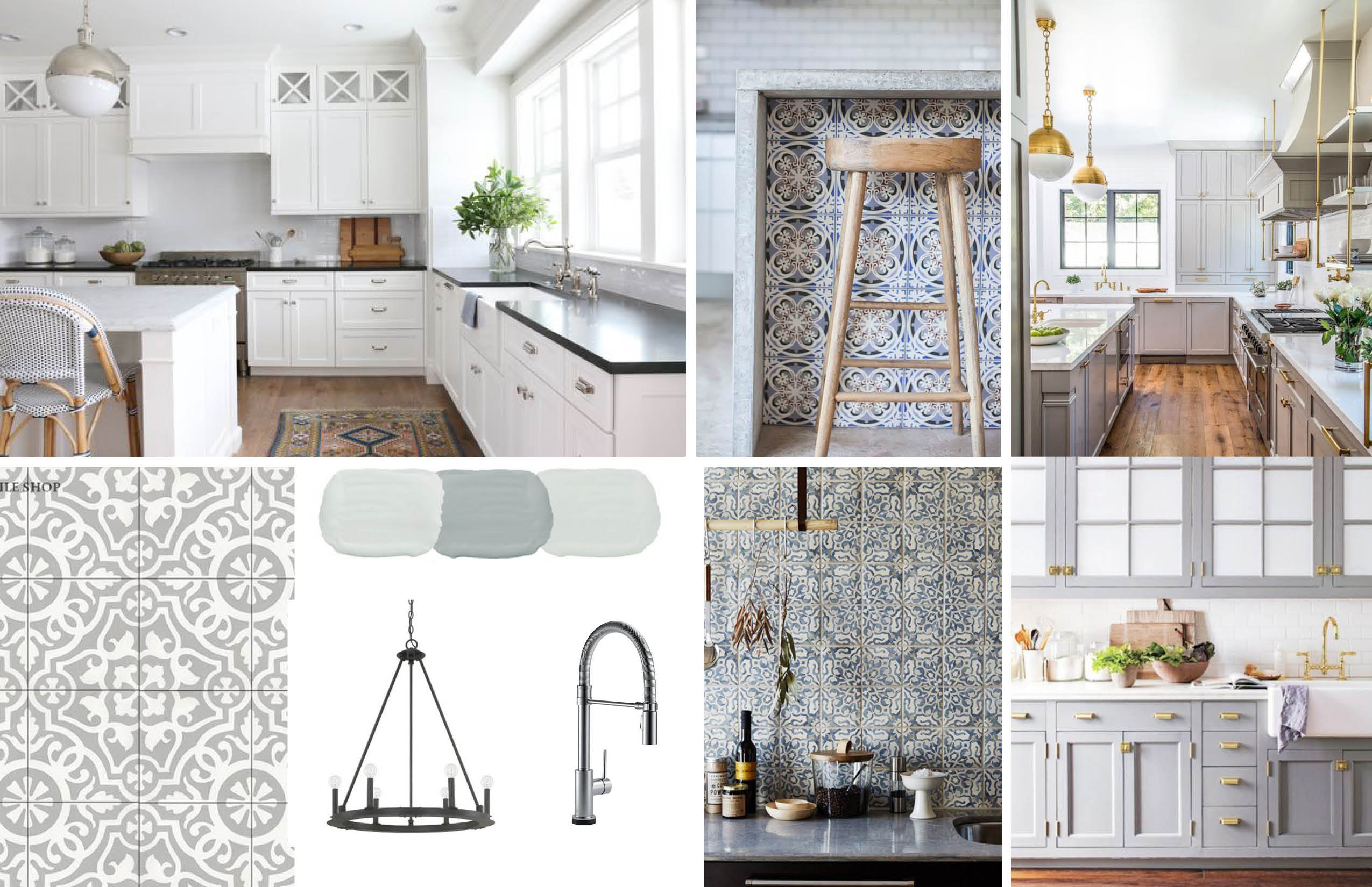 WD X Delta Faucet Kitchen Moodboard Design Wit Amp Delight