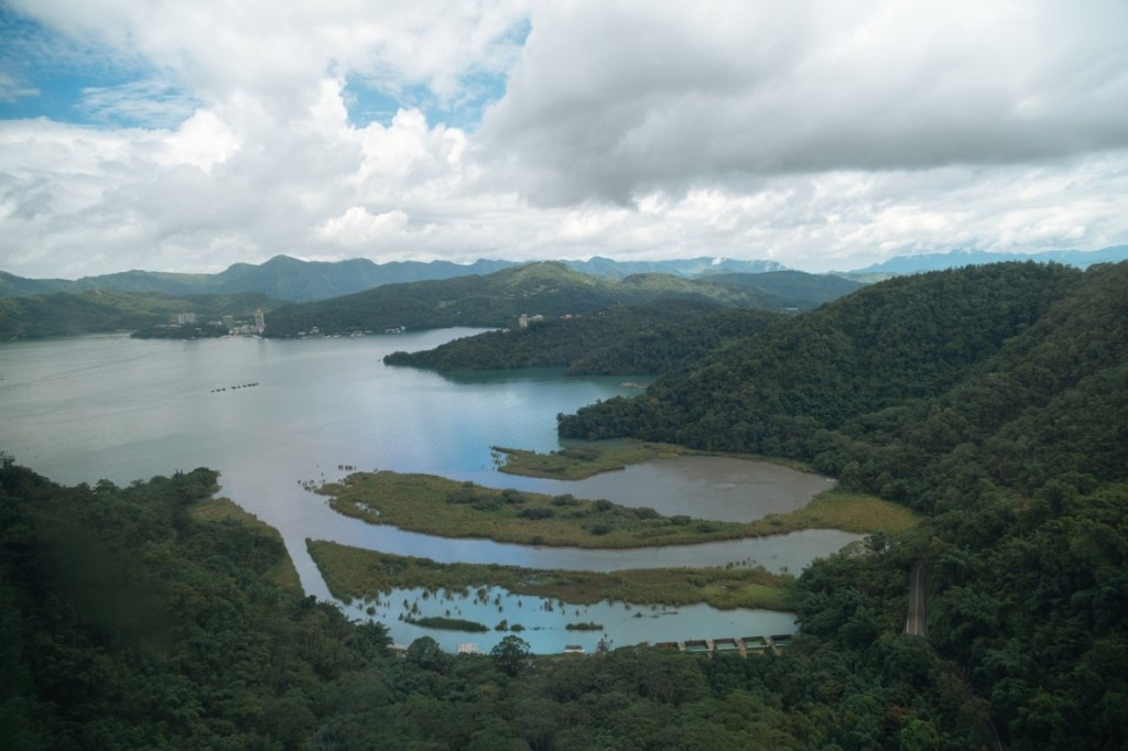 Sun Moon Lake Ropeway Picture #5 - witandfolly.co
