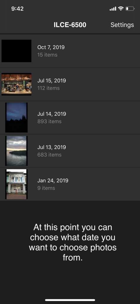 date-selection-screen-to-transfer-photos-imaging-edge-mobile-app